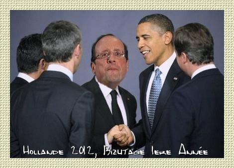 Hollande Bizut 1ere Année