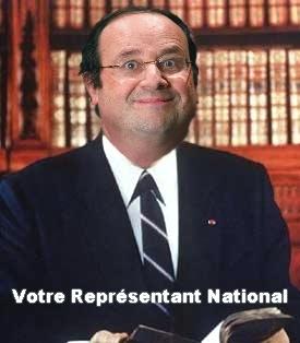 Votre représentant national